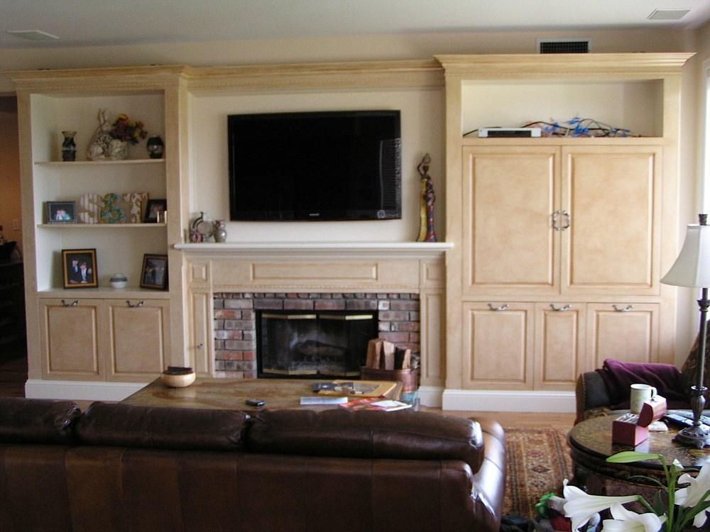 Cabinet Refinishing. Photo 10