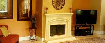 Fire Place & Mantles